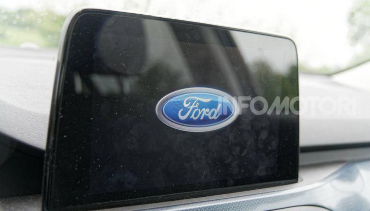 [VIDEO] Prova Ford Focus Active, la berlina che gioca alla crossover! - Foto 23 di 48