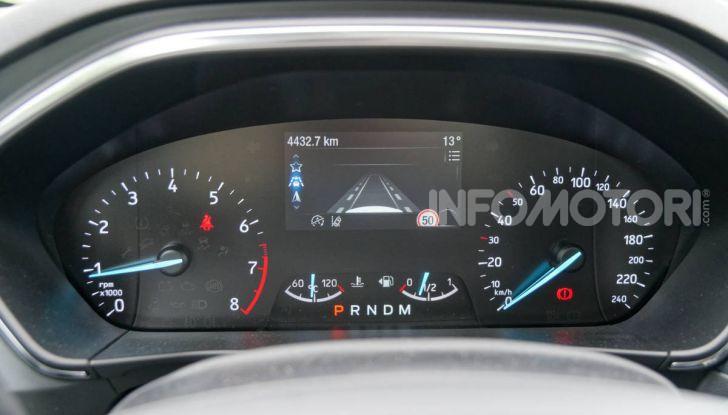 [VIDEO] Prova Ford Focus Active, la berlina che gioca alla crossover! - Foto 26 di 48