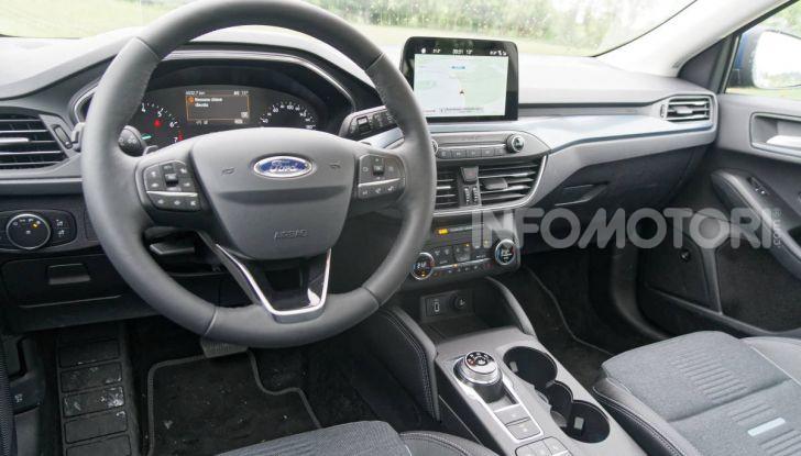 [VIDEO] Prova Ford Focus Active, la berlina che gioca alla crossover! - Foto 30 di 48
