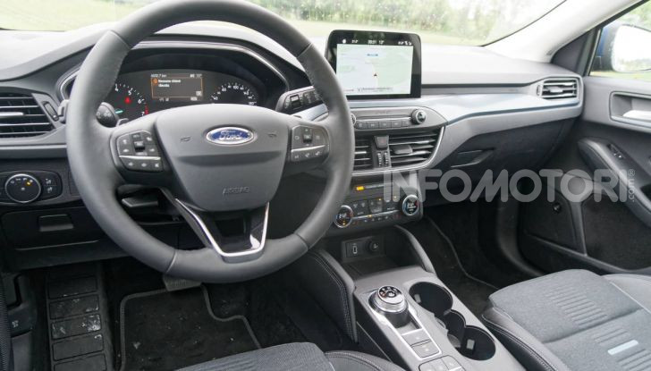 [VIDEO] Prova Ford Focus Active, la berlina che gioca alla crossover! - Foto 30 di 48