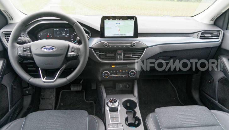[VIDEO] Prova Ford Focus Active, la berlina che gioca alla crossover! - Foto 32 di 48