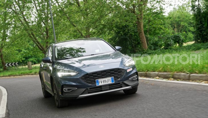 [VIDEO] Prova Ford Focus Active, la berlina che gioca alla crossover! - Foto 37 di 48
