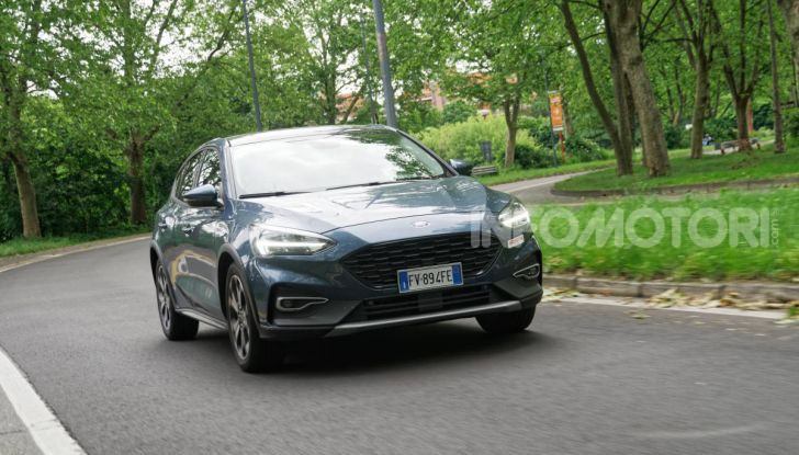 [VIDEO] Prova Ford Focus Active, la berlina che gioca alla crossover! - Foto 39 di 48