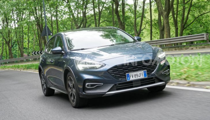 [VIDEO] Prova Ford Focus Active, la berlina che gioca alla crossover! - Foto 41 di 48
