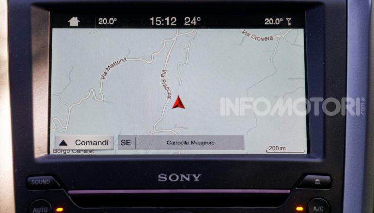 Prova video Ford Mondeo Hybrid 2.0 SW Vignale 2019, ottimi consumi reali! - Foto 6 di 61