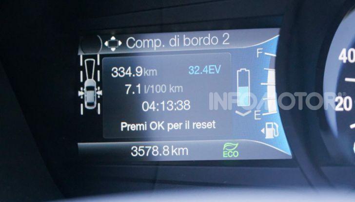 Prova video Ford Mondeo Hybrid 2.0 SW Vignale 2019, ottimi consumi reali! - Foto 9 di 61