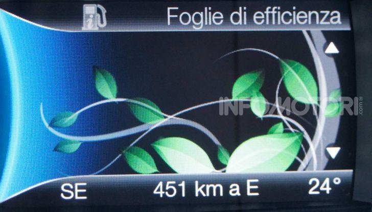 Prova video Ford Mondeo Hybrid 2.0 SW Vignale 2019, ottimi consumi reali! - Foto 13 di 61
