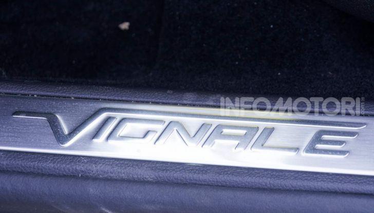 Prova video Ford Mondeo Hybrid 2.0 SW Vignale 2019, ottimi consumi reali! - Foto 18 di 61