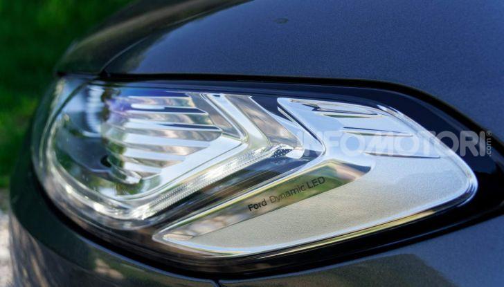 Prova video Ford Mondeo Hybrid 2.0 SW Vignale 2019, ottimi consumi reali! - Foto 31 di 61