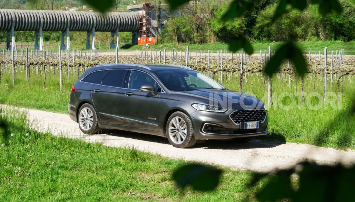 Ford Mondeo Hybrid 2.0 SW Vignale 2019 restyling