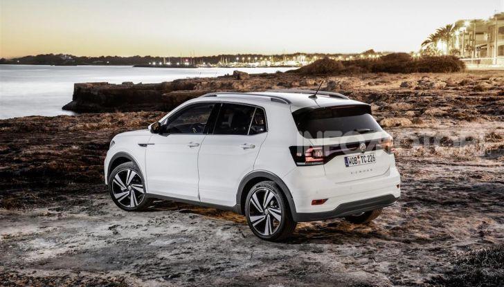 Volkswagen T-Cross ora con motore Turbodiesel quattro cilindri 1.6 TDI - Foto 2 di 10