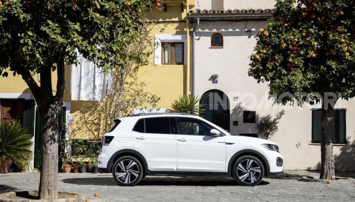 Volkswagen T-Cross ora con motore Turbodiesel quattro cilindri 1.6 TDI - Foto 3 di 10