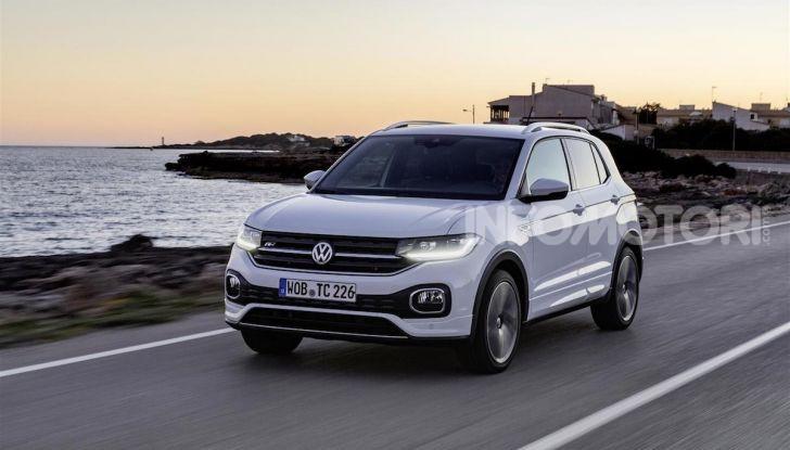 Volkswagen T-Cross ora con motore Turbodiesel quattro cilindri 1.6 TDI - Foto 8 di 10