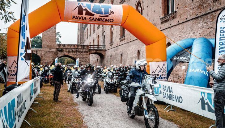 HAT Pavia Sanremo 2019, nemmeno tre giorni di pioggia fermano l'avventura! - Foto 15 di 41