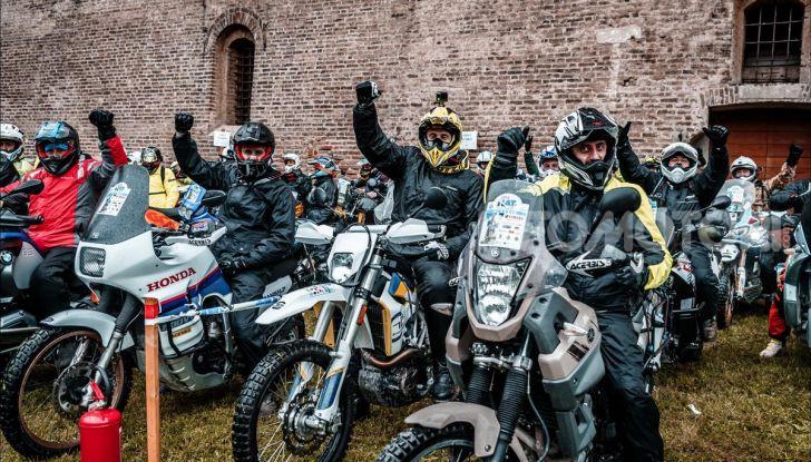 HAT Pavia Sanremo 2019, nemmeno tre giorni di pioggia fermano l'avventura! - Foto 17 di 41