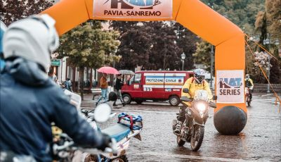HAT Pavia Sanremo 2019, nemmeno tre giorni di pioggia fermano l'avventura!