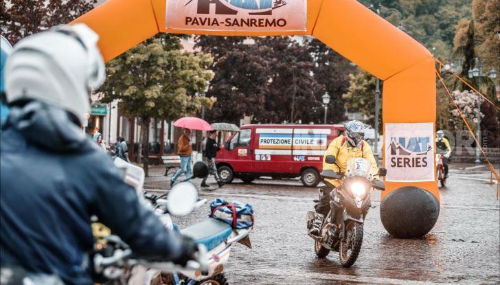 HAT Pavia Sanremo 2019, nemmeno tre giorni di pioggia fermano l'avventura! - Foto 23 di 41