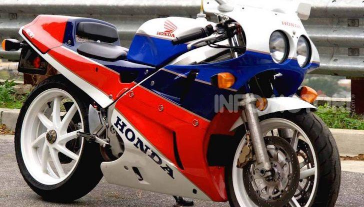 Honda VFR750R – RC30: Il sogno di Soichiro Honda - Foto 9 di 14