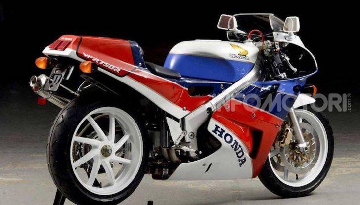 Honda VFR750R – RC30: Il sogno di Soichiro Honda - Foto 8 di 14
