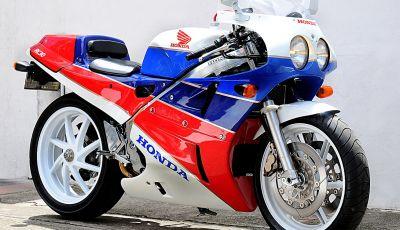 Honda VFR750R – RC30: Il sogno di Soichiro Honda