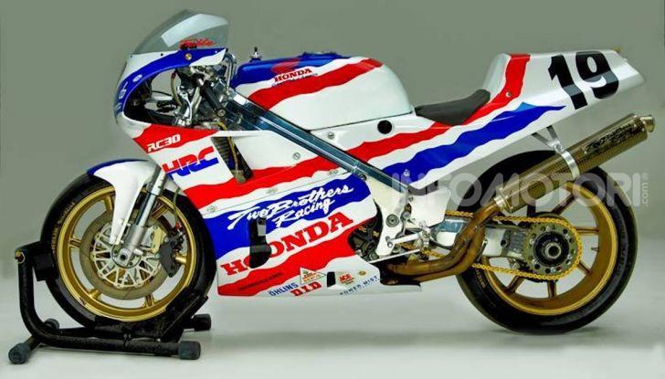 Honda VFR750R – RC30: Il sogno di Soichiro Honda - Foto 5 di 14