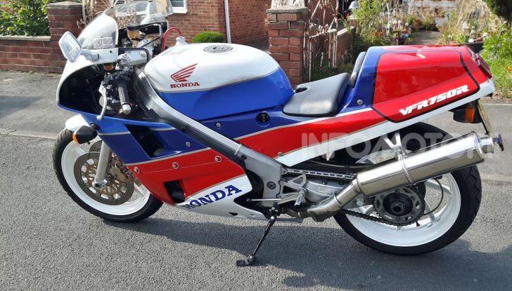 Honda VFR750R – RC30: Il sogno di Soichiro Honda - Foto 11 di 14