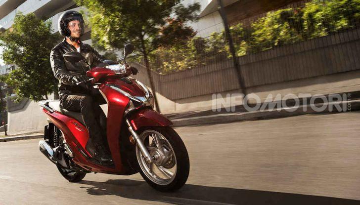 Quale scooter compro nel 2019? La classifica dei migliori 10 in Italia - Foto 2 di 10