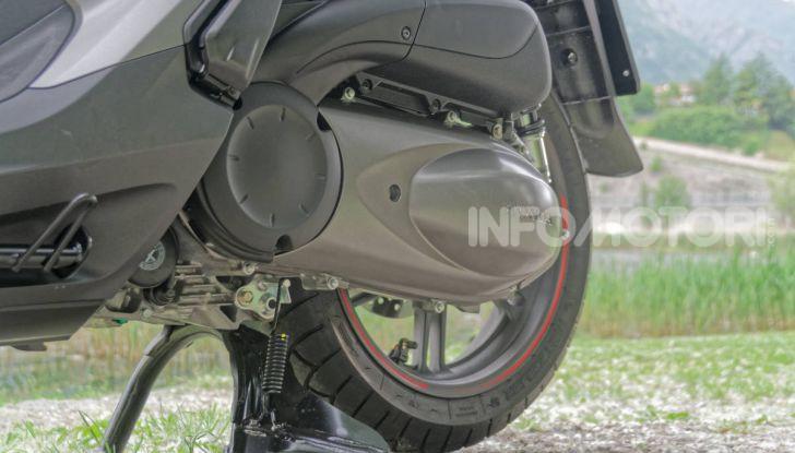 Prova Honda SH300i Sport, sempre il primo della classe! - Foto 6 di 55