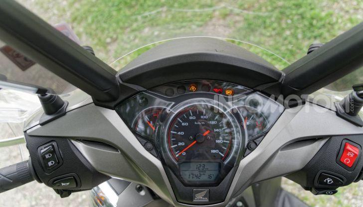 Prova Honda SH300i Sport, sempre il primo della classe! - Foto 27 di 55