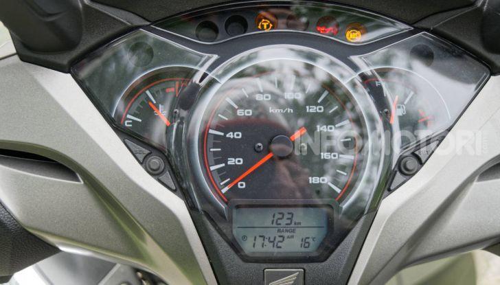 Prova Honda SH300i Sport, sempre il primo della classe! - Foto 28 di 55
