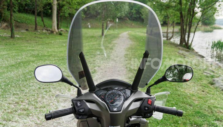 Prova Honda SH300i Sport, sempre il primo della classe! - Foto 29 di 55