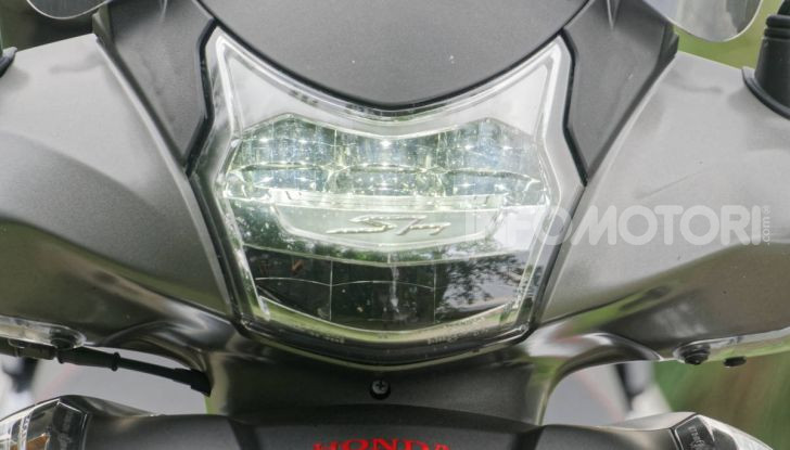 Prova Honda SH300i Sport, sempre il primo della classe! - Foto 31 di 55