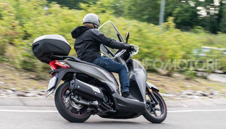 Prova Honda SH300i Sport, sempre il primo della classe! - Foto 44 di 55