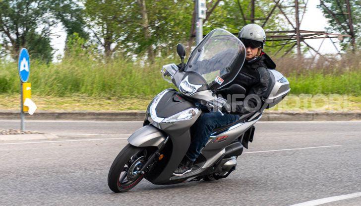 Prova Honda SH300i Sport, sempre il primo della classe! - Foto 45 di 55