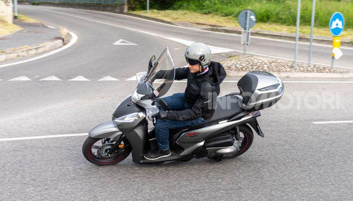 Prova Honda SH300i Sport, sempre il primo della classe! - Foto 47 di 55