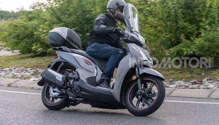 Prova Honda SH300i Sport, sempre il primo della classe! - Foto 49 di 55