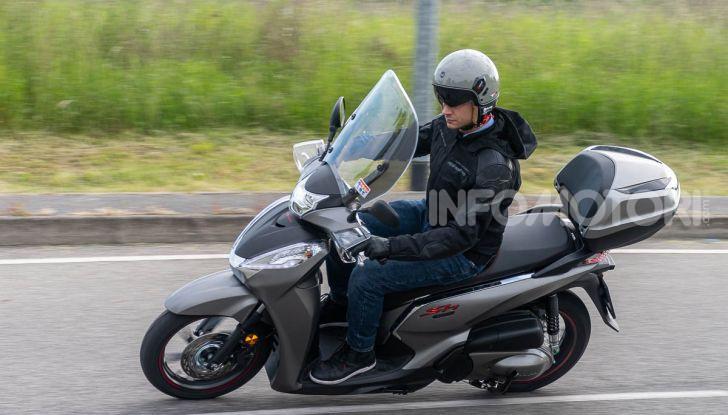 Prova Honda SH300i Sport, sempre il primo della classe! - Foto 51 di 55
