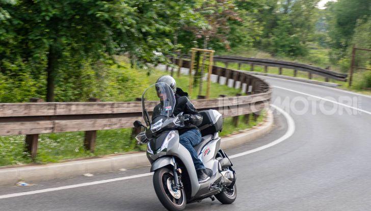 Prova Honda SH300i Sport, sempre il primo della classe! - Foto 52 di 55