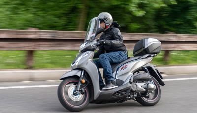 Prova Honda SH300i Sport, sempre il primo della classe!