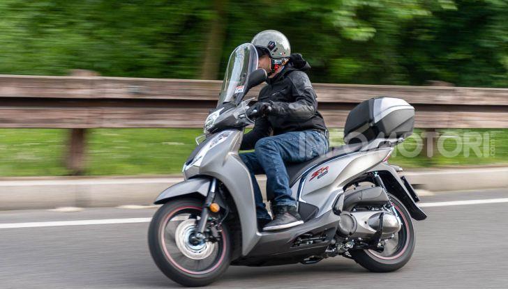 Prova Honda SH300i Sport, sempre il primo della classe! - Foto 53 di 55
