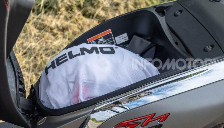 Prova Honda SH300i Sport, sempre il primo della classe! - Foto 54 di 55