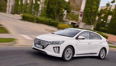 Nuova Hyundai IONIQ: da oggi più potente e tecnologica