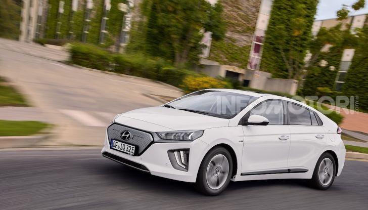 Nuova Hyundai IONIQ: da oggi più potente e tecnologica - Foto 4 di 9