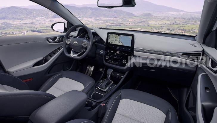 Nuova Hyundai IONIQ: da oggi più potente e tecnologica - Foto 5 di 9