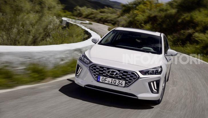 Nuova Hyundai IONIQ: da oggi più potente e tecnologica - Foto 6 di 9