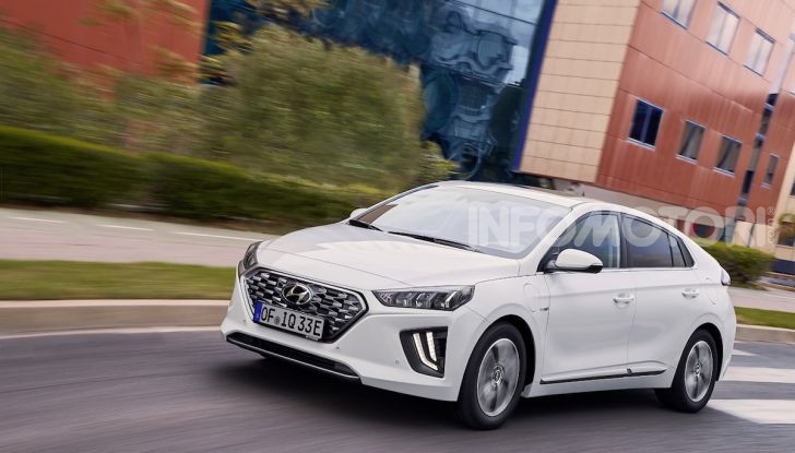 Nuova Hyundai IONIQ: da oggi più potente e tecnologica - Foto 7 di 9