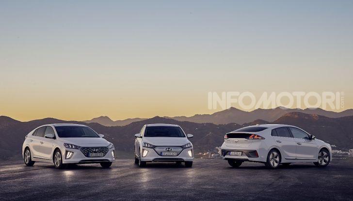 Nuova Hyundai IONIQ: da oggi più potente e tecnologica - Foto 8 di 9