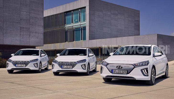 Nuova Hyundai IONIQ: da oggi più potente e tecnologica - Foto 9 di 9