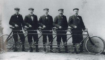 I fratelli Opel, una famiglia avventurosa
