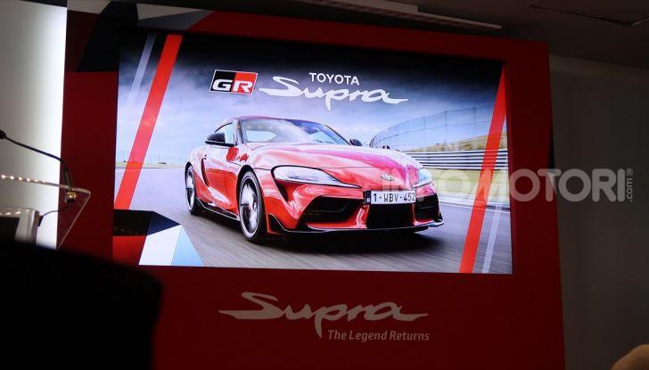 [VIDEO] Prova Toyota GR Supra 2020: tutto quello che dovete sapere! - Foto 66 di 66